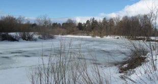 Весенний лёд