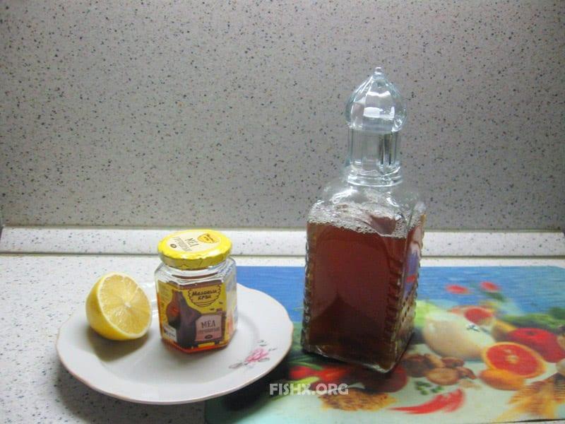 Рецепт напитка для рыбаков