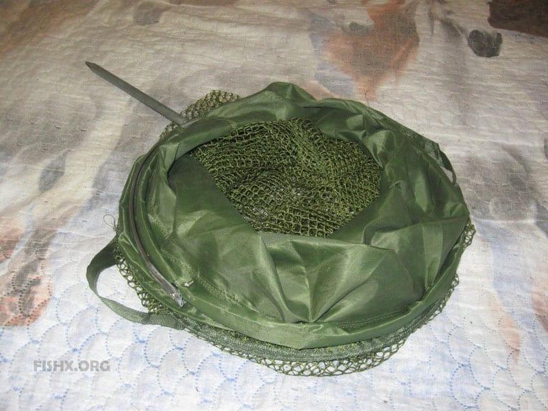 Садок для рыбалки в сборе