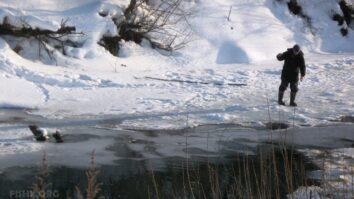 В один день на летней и зимней рыбалке