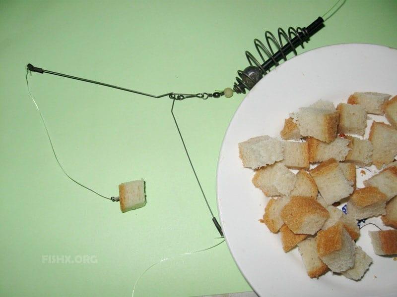 Хлеб для подлещика