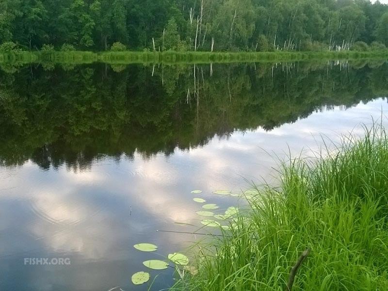 Озеро Лопаты