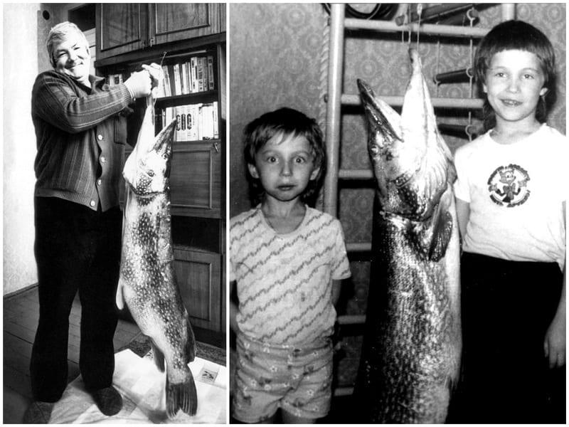 Снова я в СССР. И немного о рыбалке