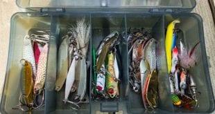 Блесны для ловли форели