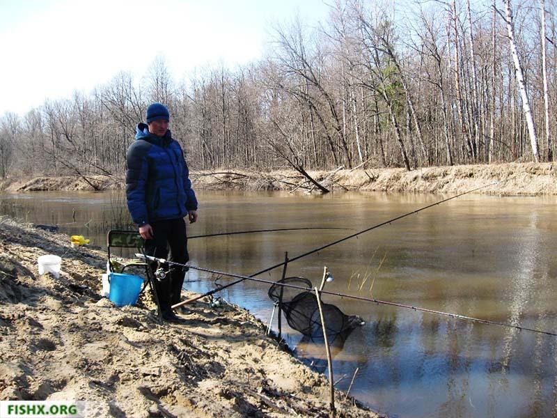 Фидер для реки