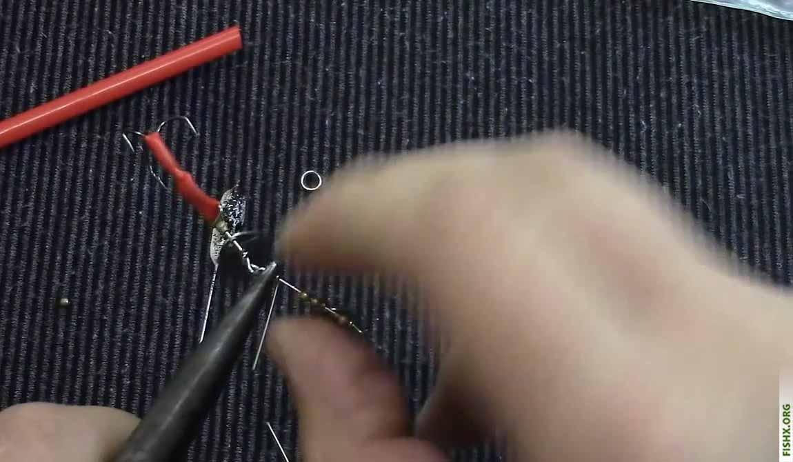 Изготовление вращающейся блесны своими руками, фото 22
