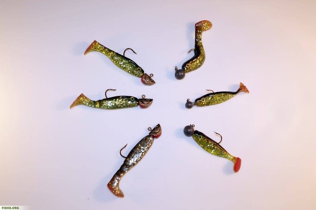 Приманки для ловли судака в мае