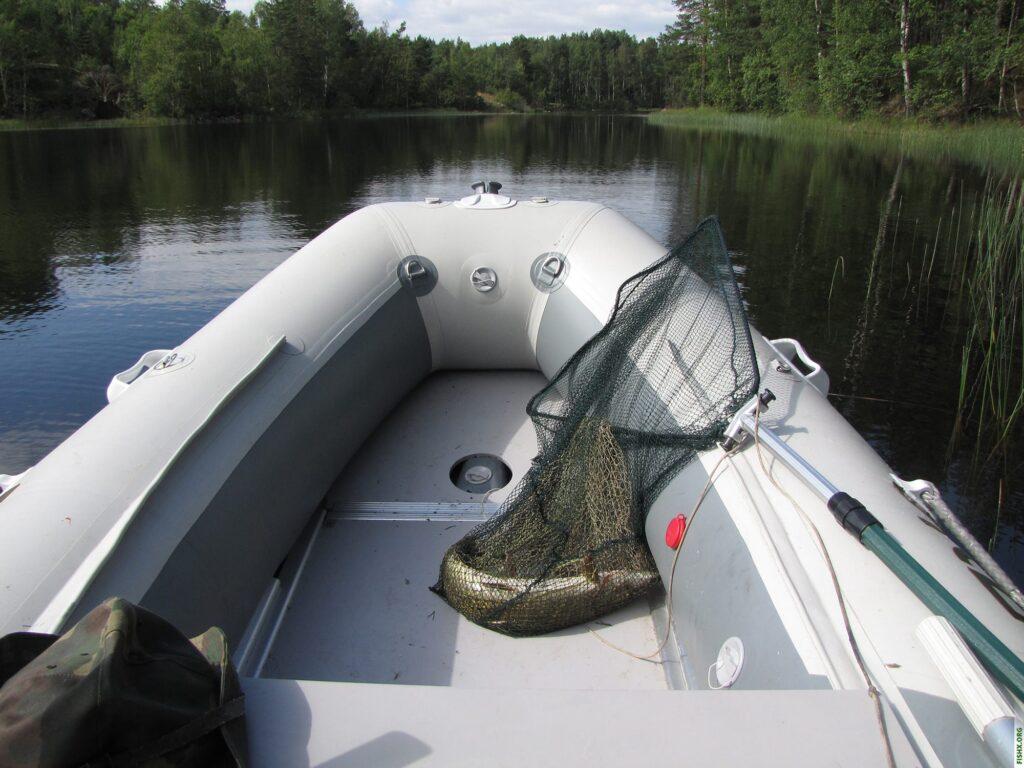 Рыбалка на Ладоге