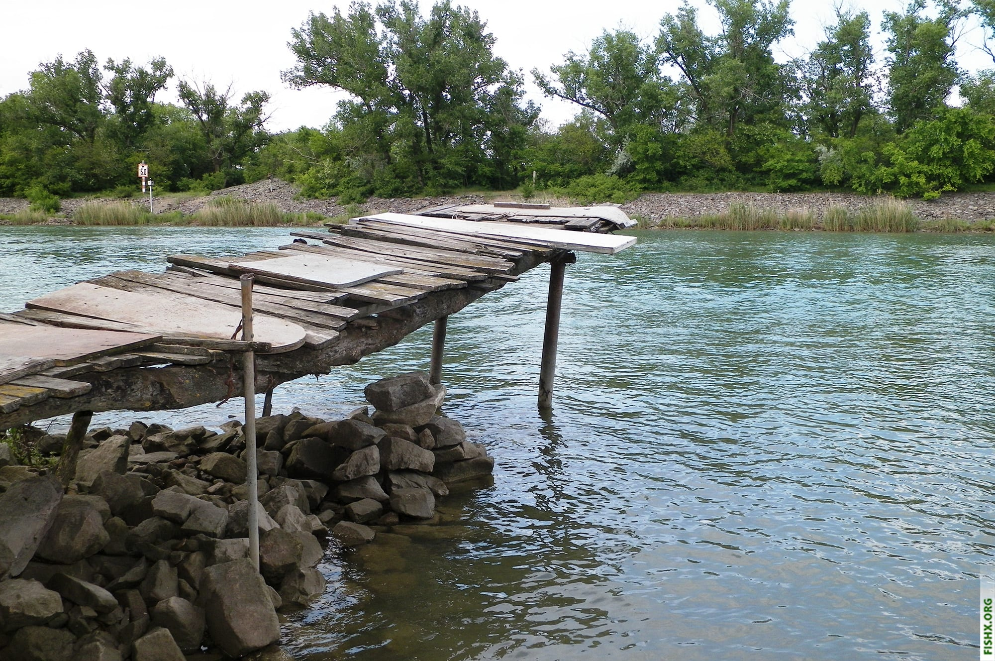 Рыбацкий помост
