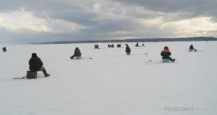 """Юмористический рассказ о зимней рыбалке: """"Бесклёвье"""""""