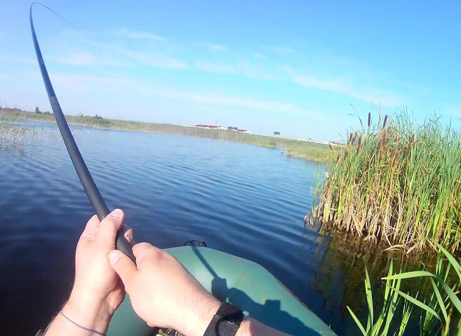 Рыбачим на балду