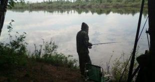 Рыбалка на Протве