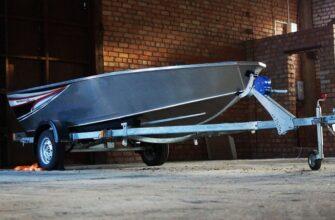 Лодка Windboat 45 Evo Fish