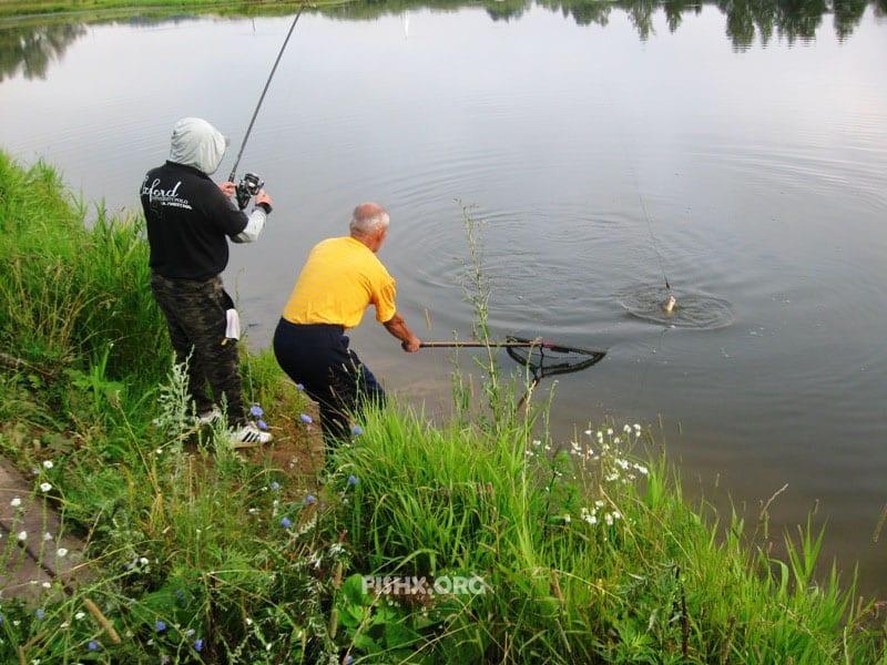 Щедрое место оказалось и не только на рыбалку