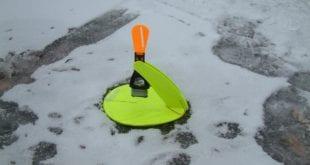 Универсальная жерлица для зимней и летней ловли